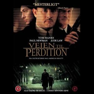 u15296 Vejen Til Perdition (Road To Perdition) (UDEN COVER)