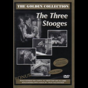 u3929 The Three Stooges (UDEN COVER)