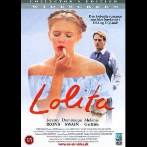 u14338 Lolita (UDEN COVER)
