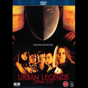 u3951 Urban Legends: Final Cut (UDEN COVER)