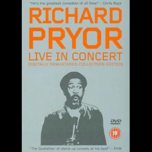 -5930 Richard Pryor: Live In Concert (INGEN UNDERTEKSTER)