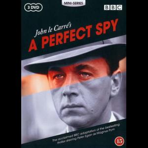 John Le Carr: En Perfekt Spion - Hele Serien  -  3 disc (A Perfect Spy)