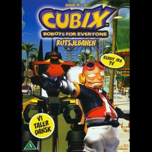 Cubix 5 - Eps. 14-16: Rutsjebanen