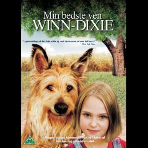 u16523 Min Bedste Ven Win-Dixie (Because Of Winn-Dixie) (UDEN COVER)