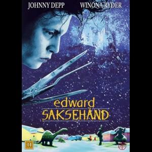 u15979 Edward Saksehånd (Edward Scissorhands) (UDEN COVER)