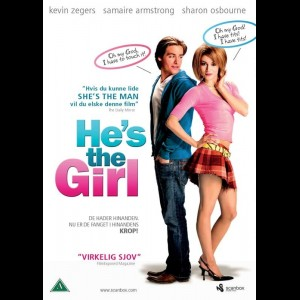u15469 Hes The Girl (Its A Boy Girl Thing) (UDEN COVER)