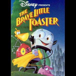 Den Tapre Lille Brødrister (The Brave Little Toaster)