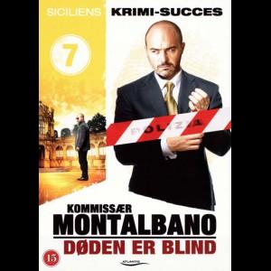 Kommissær Montalbano 7: Døden Er Blind
