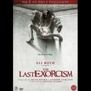 -7687 The Last Exorcism (KUN SVENSKE UNDERTEKSTER)