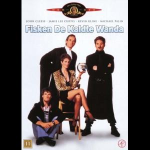 u15860 A Fish Called Wanda (Fisken De Kaldte Wanda) (UDEN COVER)