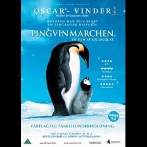 -4607 Pingvinmarchen (March Of The Penguins) (KUN ENGELSKE UNDERTEKSTER)