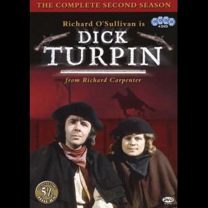 -1624 Dick Turpin: Sæson 2 (INGEN UNDERTEKSTER)