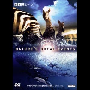 Natures Great Events (Den Fantastiske Planet) (BBC Earth)