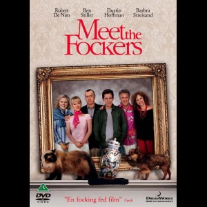 u14289 Meet The Fockers (UDEN COVER)