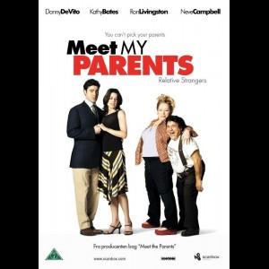 u15314 Meet My Parents (UDEN COVER)