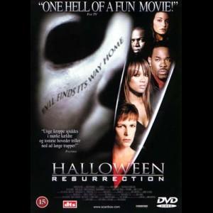u13534 Halloween: Resurrection (UDEN COVER)