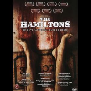 u15215 The Hamiltons (UDEN COVER)