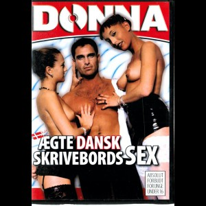 6466 Ægte Dansk Skrivebordssex