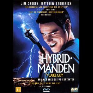 u6437 Hybridmanden (The Cable Guy) (UDEN COVER)