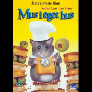 u14140 Mus I Eget Hus (Mouse Hunt) (UDEN COVER)