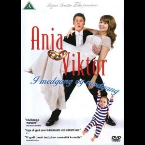 u11124 Anja Og Viktor: I Medgang Og Modgang (5) (UDEN COVER)