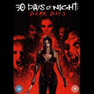 u15590 30 Days Of Night: Dark Days (UDEN COVER)