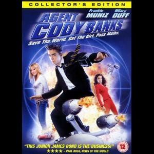 u16429 Agent Cody Banks (UDEN COVER)