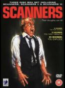 Scanners 1+2+3 (KUN ENGELSKE UNDERTEKSTER)