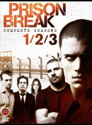 Prison Break: Sæson 1-3