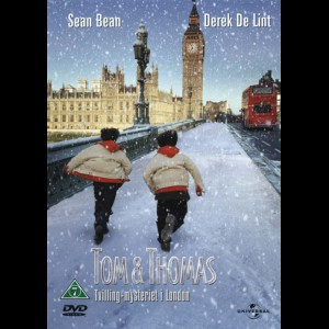 u12305 Tom & Thomas (The Christmas Twins) (UDEN COVER)
