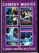 Comedy Movies (4 Film)