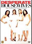 Desperate Housewives: Sæson 1 (YDERSTE PAPCOVER MANGLER)