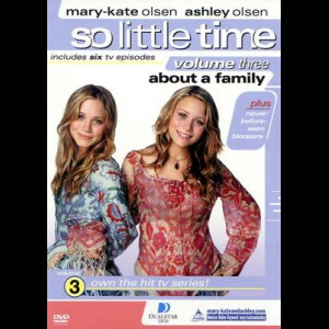 So Little Time 3: About A Family