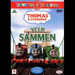 Thomas & Vennerne: Vi Er Sammen
