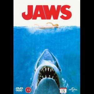 u13730 Dødens Gab (Jaws) (UDEN COVER)