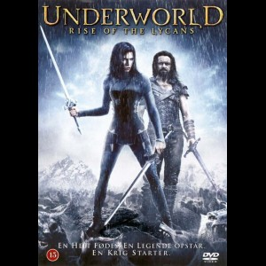 -4663 Underworld: Rise Of The Lycans (KUN ENGELSKE UNDERTEKSTER)