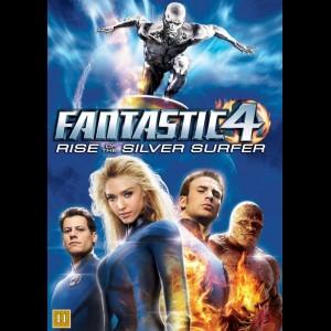 -2990 Fantastic Four 2: Rise Of The Silver Surfer (KUN ENGELSKE UNDERTEKSTER)