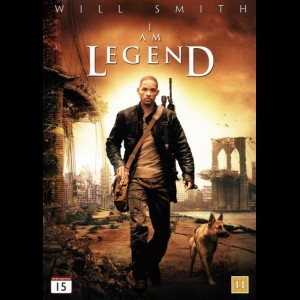 -4421 I Am Legend (KUN ENGELSKE UNDERTEKSTER)
