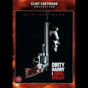 -4350 Dirty Harry: The Dead Pool (KUN ENGELSKE UNDERTEKSTER)