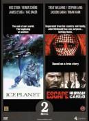 Iceplanet + Escape: Human Cargo