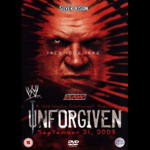Unforgiven 2003 - WWE