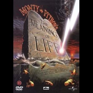 -3441 Monty Pythons: The Meaning Of Life (KUN ENGELSKE UNDERTEKSTER)