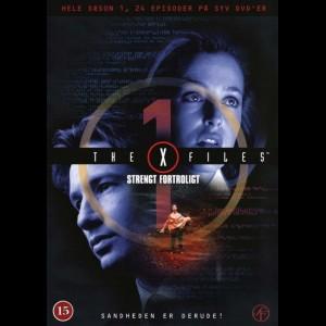 -216 The X-Files: Season 1 (KUN ENGELSKE UNDERTEKSTER)