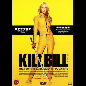 -6840 Kill Bill: Volume 1 (KUN ENGELSKE UNDERTEKSTER)