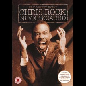 -4785 Chris Rock: Never Scared (KUN ENGELSKE UNDERTEKSTER)
