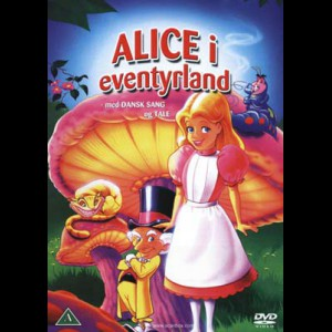 Alice i Eventyrland (Animation)