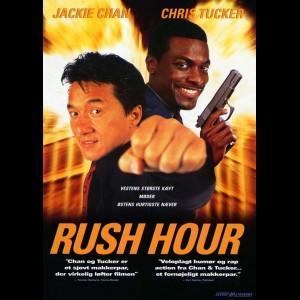 -3455 Rush Hour (KUN ENGELSKE UNDERTEKSTER)