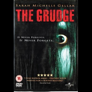 u7318 The Grudge (KUN ENGELSKE UNDERTEKSTER) (UDEN COVER)