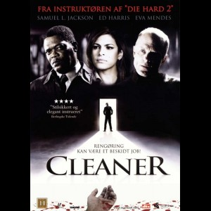 u7319 Cleaner (UDEN COVER)