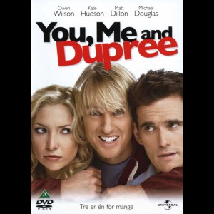 u7336 You, Me And Dupree (UDEN COVER)